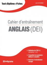 Souvent acheté avec Encadrement des professionnels de soins - Soins éducatifs et préventifs UE 3.5 4.6, le Cahier d'entraînement anglais (DEI)