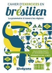 Dernières parutions sur Portugais Brésilien, Cahier d'exercices en brésilien