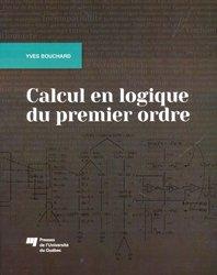 Dernières parutions sur Logique, Calcul en logique du premier ordre