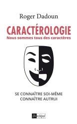 Dernières parutions dans Essais, documents, Caractérologie