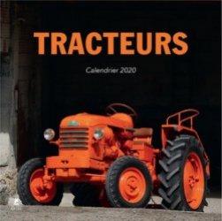 Nouvelle édition Calendrier tracteurs