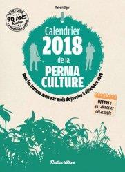Calendrier de la permaculture 2018