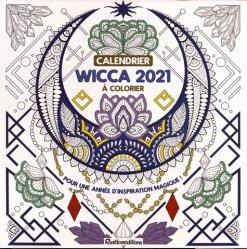 Dernières parutions sur Herbiers - Agendas - Calendriers - Almanachs, Calendrier wicca à colorier