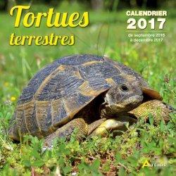 Souvent acheté avec Tortue de jardin, le Calendrier tortues terrestres 2017