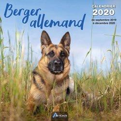 Dernières parutions sur Herbiers - Agendas - Calendriers - Almanachs, Berger allemand