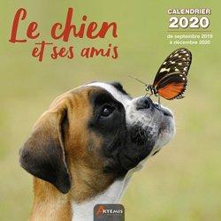 Dernières parutions sur Chien, Calendrier Le chien et ses amis 2020
