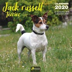 Dernières parutions sur Herbiers - Agendas - Calendriers - Almanachs, Jack russell terrier