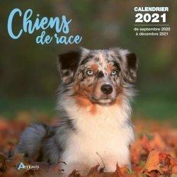 Calendrier Concours Chien De Troupeau 2021 Calendrier Chiens de race. Edition 2021 ARTéMIS Artemis