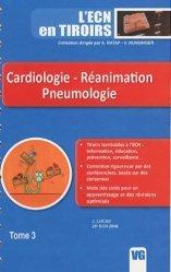 Souvent acheté avec Échocardiographie pédiatrique et foetale, le Cardiologie - Réanimation - Pneumologie