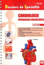 Souvent acheté avec Conférences de consensus et recommandations 2009 - 2010, le Cardiologie - Pathologies vasculaires