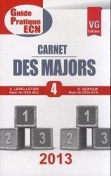 Dernières parutions dans Guide pratique ECN, Carnet des Majors