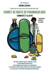 Souvent acheté avec Pharmacie galénique BP, le Carnet de route de pharmacologie