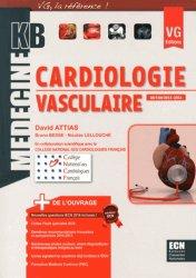 Souvent acheté avec Sémiologie, le Cardiologie vasculaire