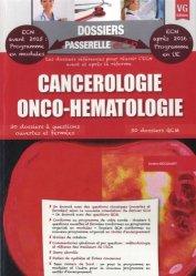Souvent acheté avec Medecine interne, le Cancérologie Onco-Hématologie