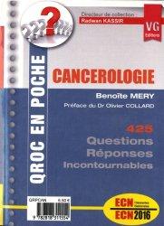 Souvent acheté avec Pneumologie, le Cancérologie