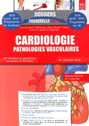 Souvent acheté avec Thérapeutique - Prescription médicamenteuse, le Cardiologie Pathologies vasculaires