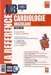 Souvent acheté avec Ophtalmologie, le Cardiologie vasculaire 2016