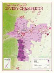 Dernières parutions dans carte des vins, Carte des Vins de Gevrey-Chambertin