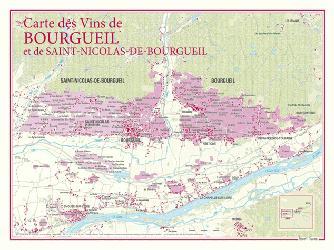 Souvent acheté avec Carte des Vins de Menetou-Salon, le Carte des Vins de Bourgueil