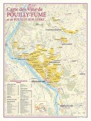 Dernières parutions dans carte des vins, Carte des Vins de Pouilly-Fumé