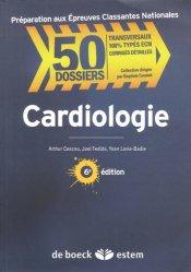 Souvent acheté avec Cardiologie Pathologies vasculaires, le Cardiologie