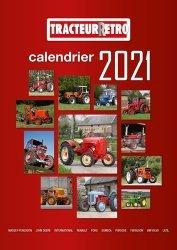 Dernières parutions sur Herbiers - Agendas - Calendriers - Almanachs, Calendrier Tracteur Rétro 2021