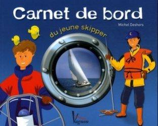 Souvent acheté avec Les mouillages secrets de Bretagne, le Carnet de bord du jeune skipper