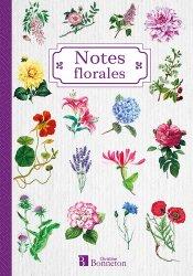 Dernières parutions sur Fleurs et plantes, Carnet de notes, notes florales