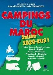 Dernières parutions sur Guides Maroc, Campings du Maroc. Guide critique, Edition 2020-2021
