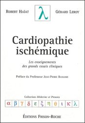 Dernières parutions dans Médecine et preuves, Cardiopathie ischémique