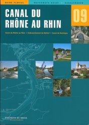 Dernières parutions dans Guide Fluvial, Canal du Rhône au Rhin. Edition français-anglais-allemand