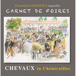 carnet de foires - chevaux in chénérailles