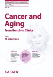 Dernières parutions dans Interdiscinary Topics in Gerontology, Cancer and Aging