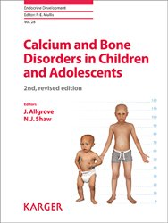 Dernières parutions dans Endocrine Development, Calcium and Bone Disorders in Children and Adolescents