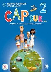 Dernières parutions sur Enfants et Préadolescents, Cap sur 2 - livre de l'élève + cd (niveau a1.2)