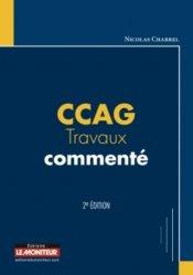 Souvent acheté avec Dicobat 10   Dictionnaire général du bâtiment, le CCAG - Travaux commenté