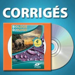 Dernières parutions sur Enseignement agricole, CDRom de corrigés 4eme Agricole Biologie - Écologie