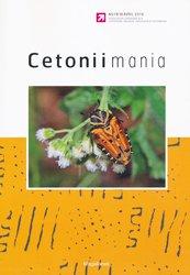Dernières parutions dans Cahiers Magellanes nouvelle série, Cetoniimania