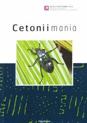 Dernières parutions sur Coléoptères, Cetoniimania 13