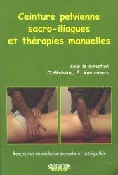 Ceinture pelvienne sacro-iliaque et thérapies manuelles
