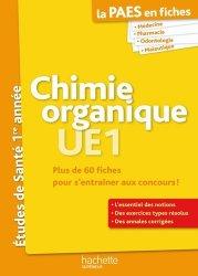 Souvent acheté avec Santé Société Humanité  UE7, le Chimie organique UE1