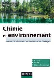 Dernières parutions sur Chimie analytique, Chimie et environnement
