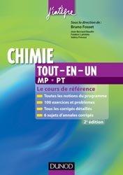 Souvent acheté avec Physique MPSI - PTSI 1ère année, le Chimie MP-PT tout-en-un