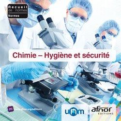 Dernières parutions sur Recueils de normes de l'industrie, Chimie - Hygiène et sécurité
