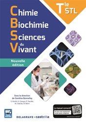 Chimie biochimie sciences du vivant Tle STL (2017) - Manuel élève