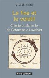 Dernières parutions sur Chimie et culture, Chimie et alchimie