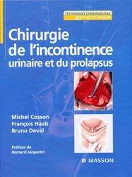 Souvent acheté avec Conduites pratiques en médecine foetale, le Chirurgie de l'incontinence urinaire et du prolapsus