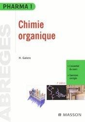 Souvent acheté avec Biomathématiques, le Chimie organique