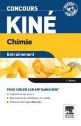 Dernières parutions sur Concours d'entrée kiné, Chimie Kiné