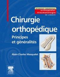 Dernières parutions dans Techniques chirurgicales, Chirurgie orthopédique - Principes et Généralités